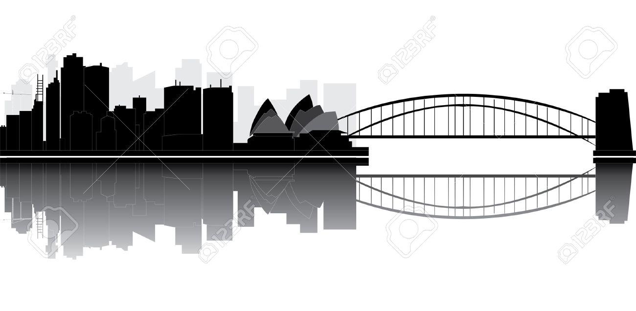 sydney skyline - 15801598