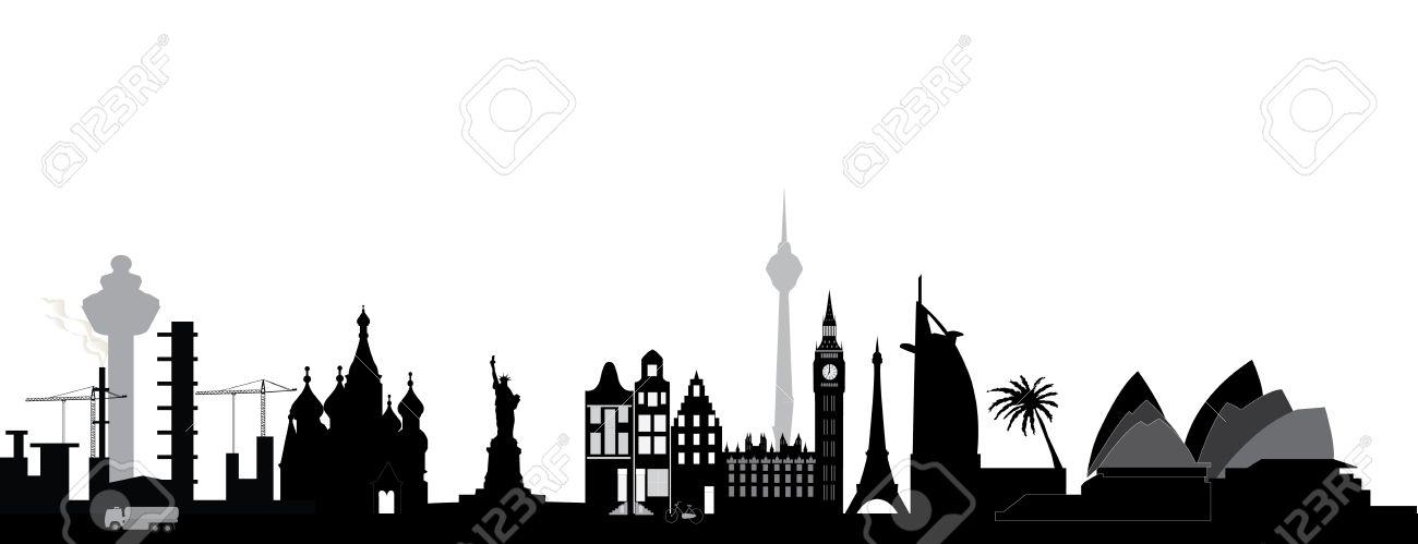 travel around the world - 16979631