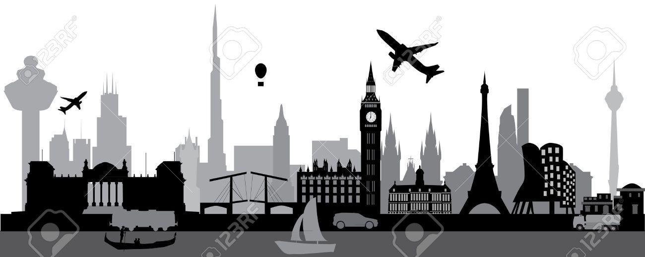 travel around the world - 16979629
