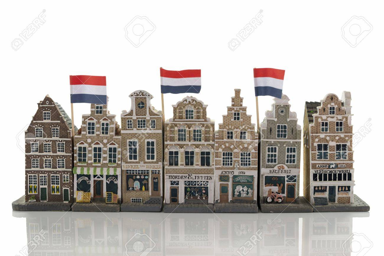 Groovy Amsterdam Skyline From Miniature Model Houses Stock Photo Picture Largest Home Design Picture Inspirations Pitcheantrous