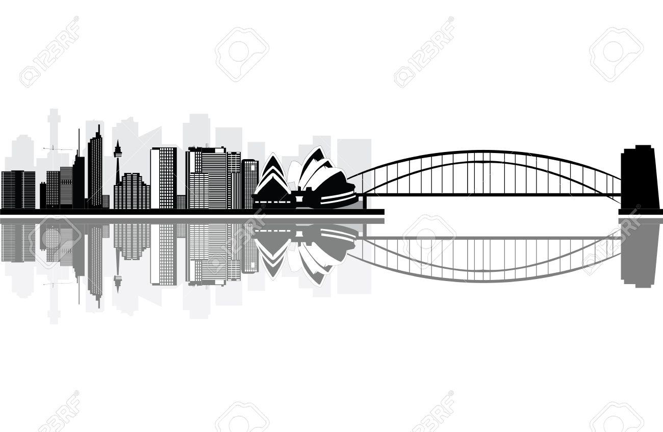 sydney skyline - 32706827