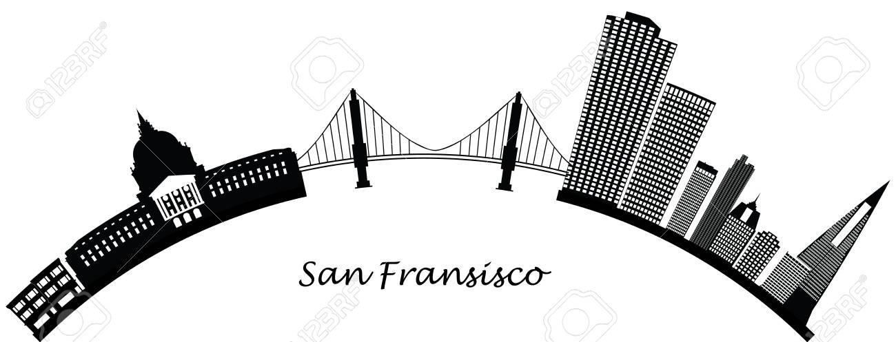 san fransisco skyline - 34657963