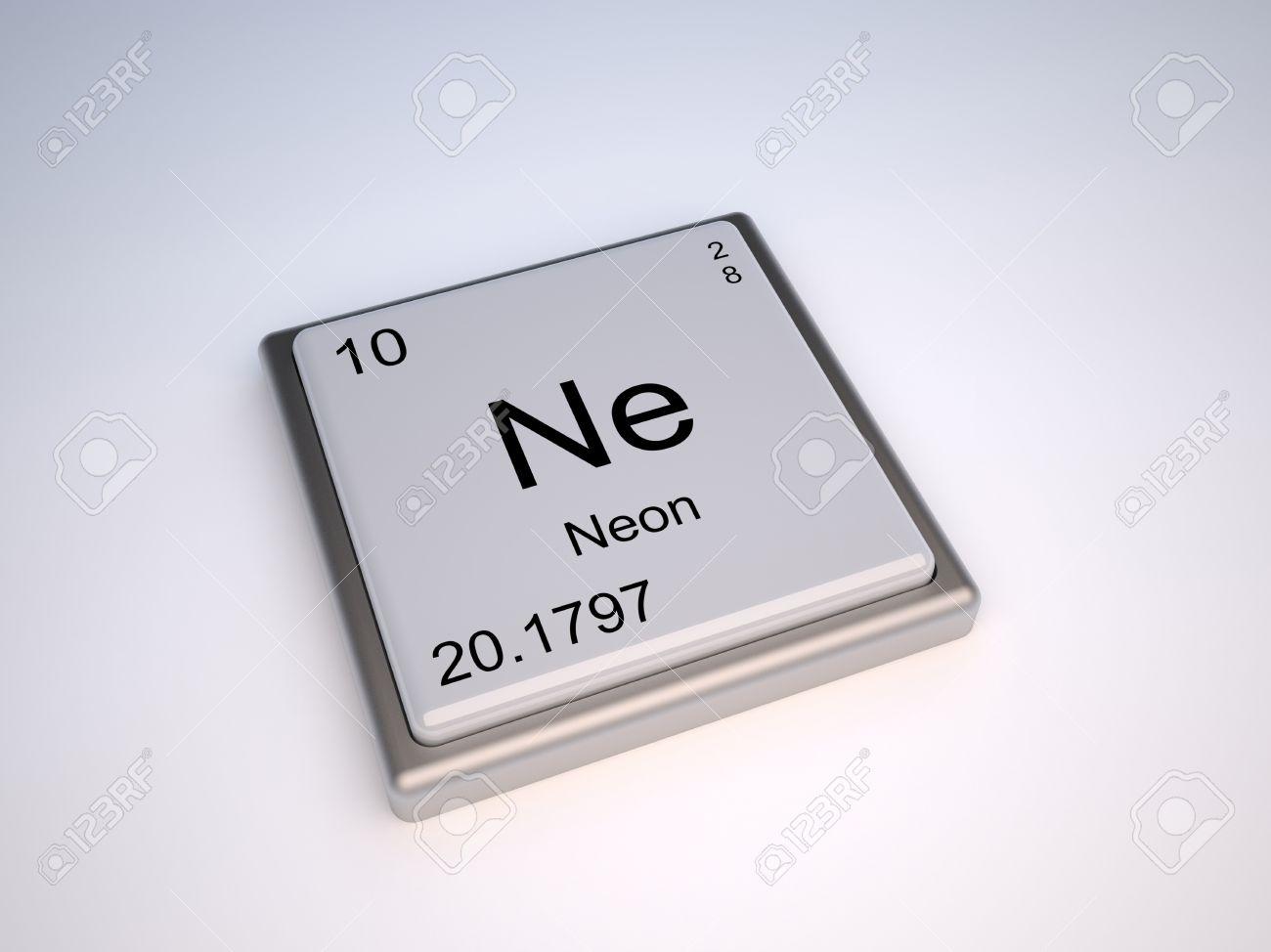 010 elemento qumico de nen de la tabla peridica con smbolo ne 010 elemento qumico de nen de la tabla peridica con smbolo ne iupac foto de urtaz Images