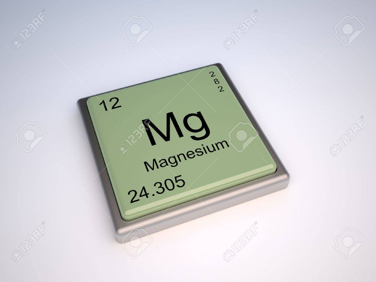 Magnesium chemical element of the periodic table with symbol magnesium chemical element of the periodic table with symbol mg stock photo 9257120 urtaz Choice Image