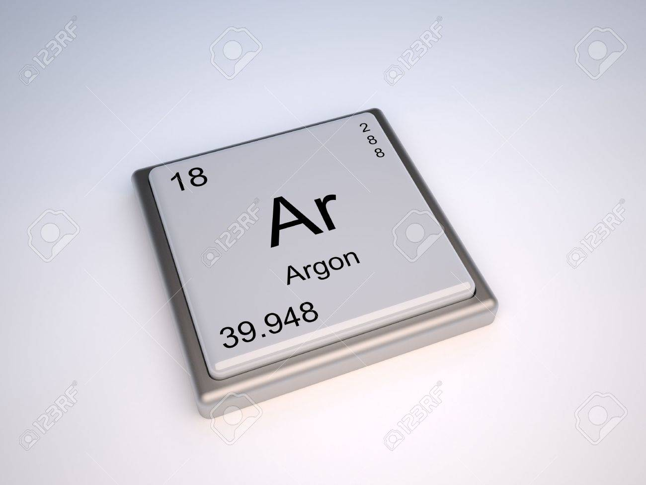 Argon chemical element of the periodic table with symbol ar stock argon chemical element of the periodic table with symbol ar stock photo 9257044 urtaz Image collections