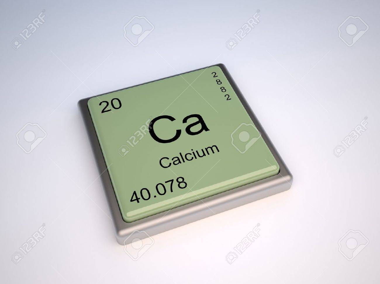 Calcium chemical element of the periodic table with symbol ca calcium chemical element of the periodic table with symbol ca stock photo 9257049 biocorpaavc