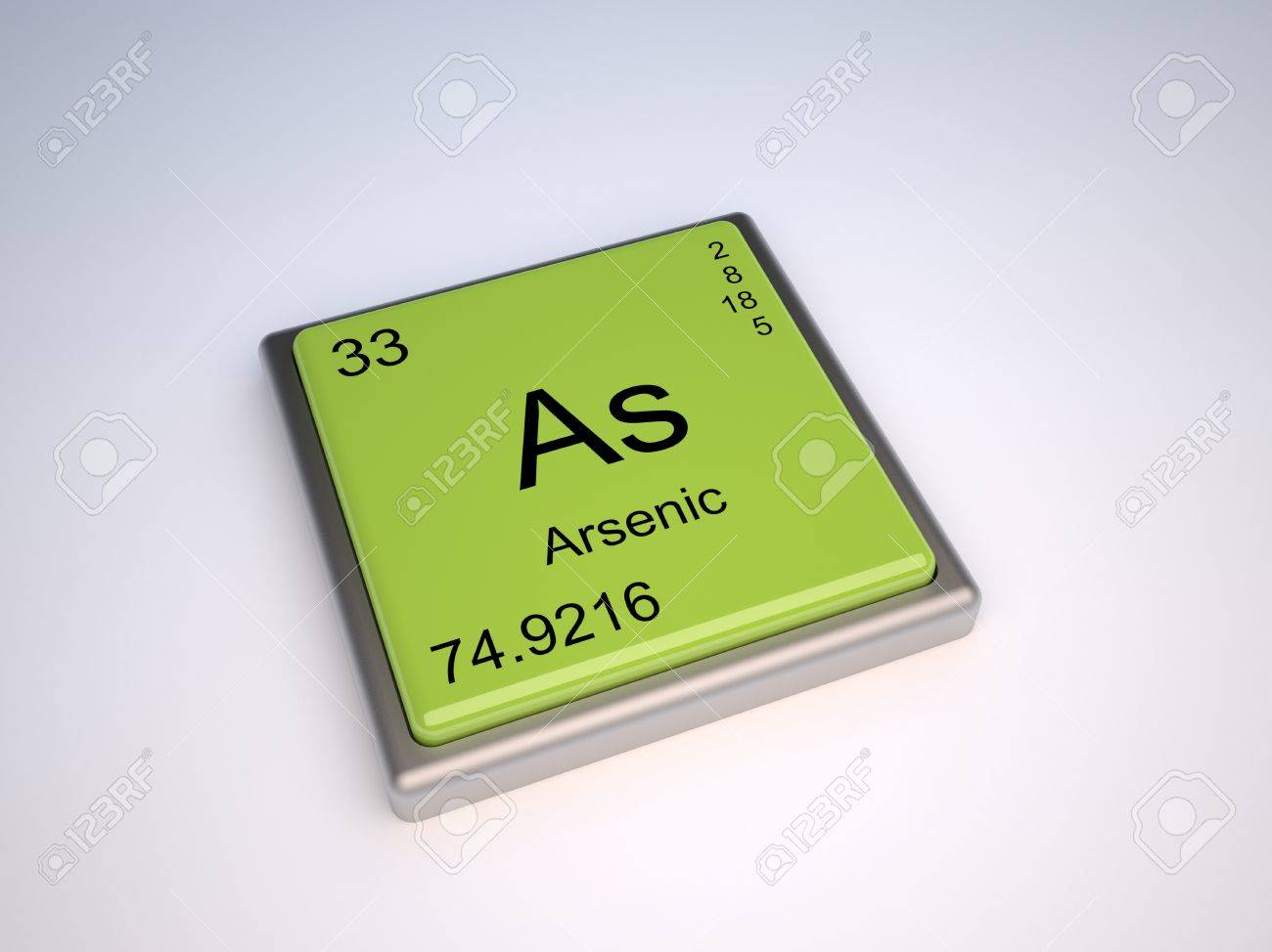 Arsenic chemical element of the periodic table with symbol as arsenic chemical element of the periodic table with symbol as stock photo 9257138 biocorpaavc Image collections
