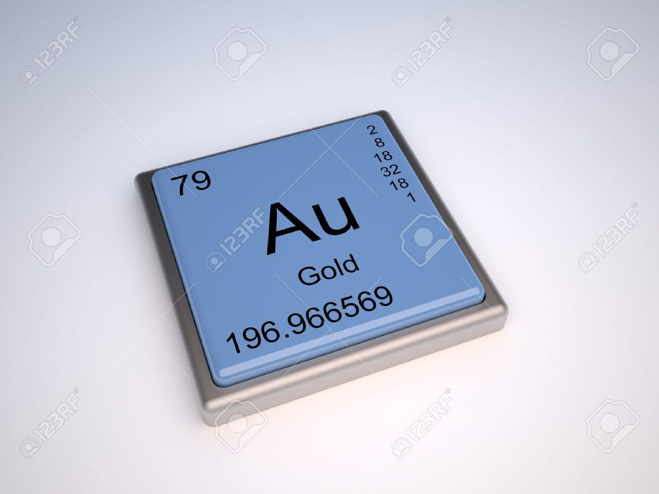 Gold chemical element of the periodic table with symbol au stock gold chemical element of the periodic table with symbol au stock photo 9994912 urtaz Images