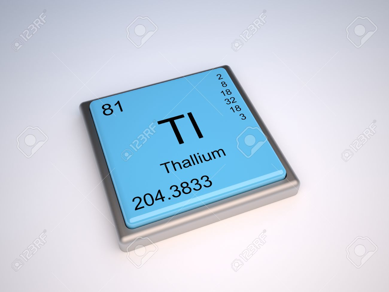 Thallium chemical element of the periodic table with symbol tl stock stock photo thallium chemical element of the periodic table with symbol tl urtaz Choice Image