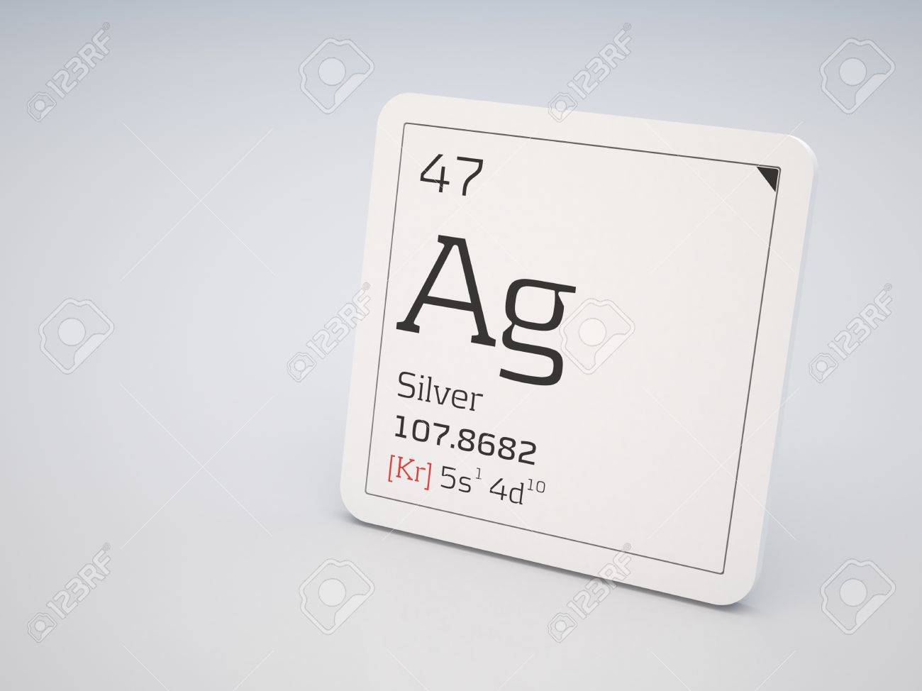 Silver element of the periodic table stock photo picture and silver element of the periodic table stock photo 11959104 urtaz Image collections