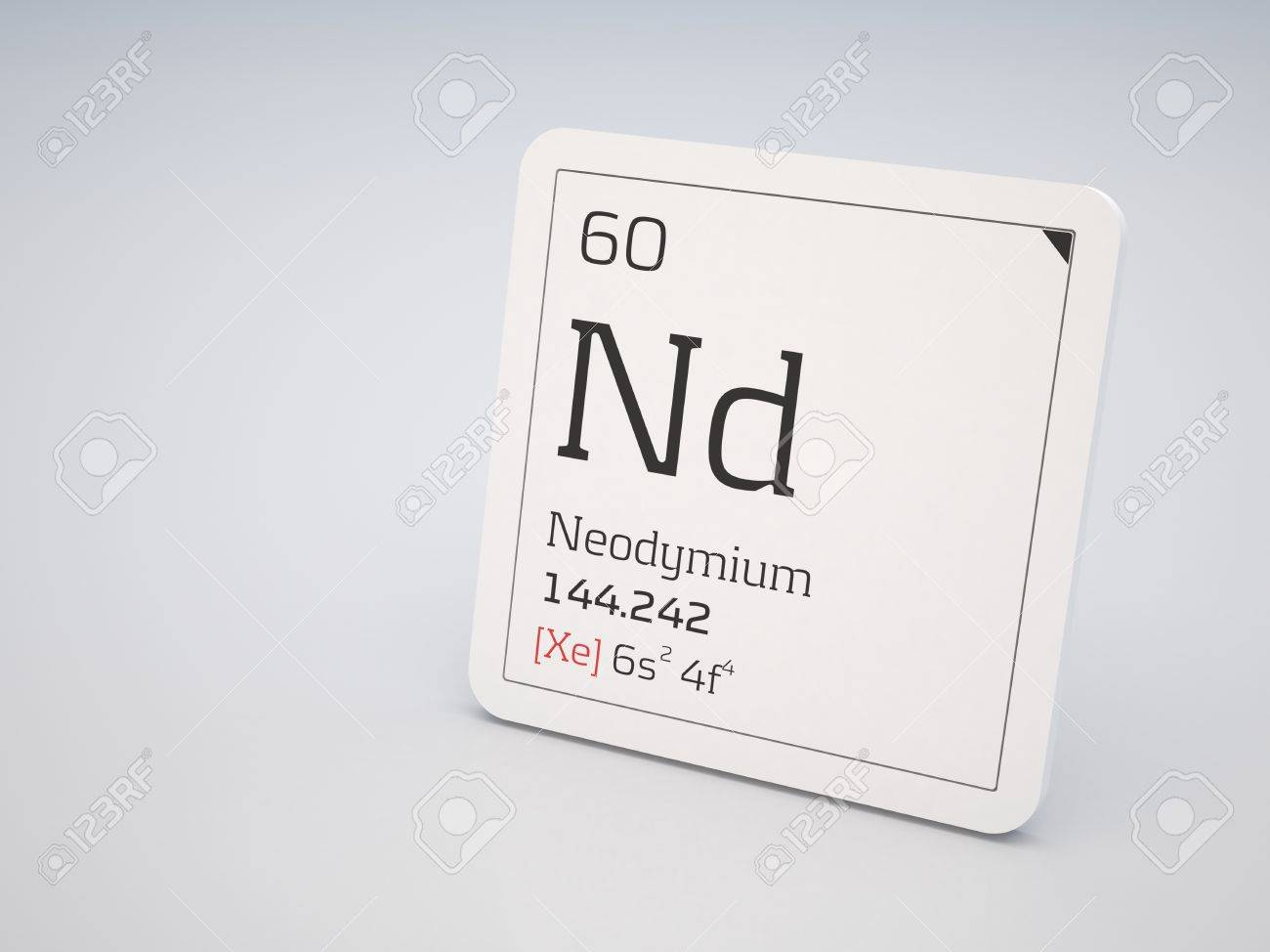 Neodymium element of the periodic table stock photo picture and neodymium element of the periodic table stock photo 11959110 gamestrikefo Choice Image