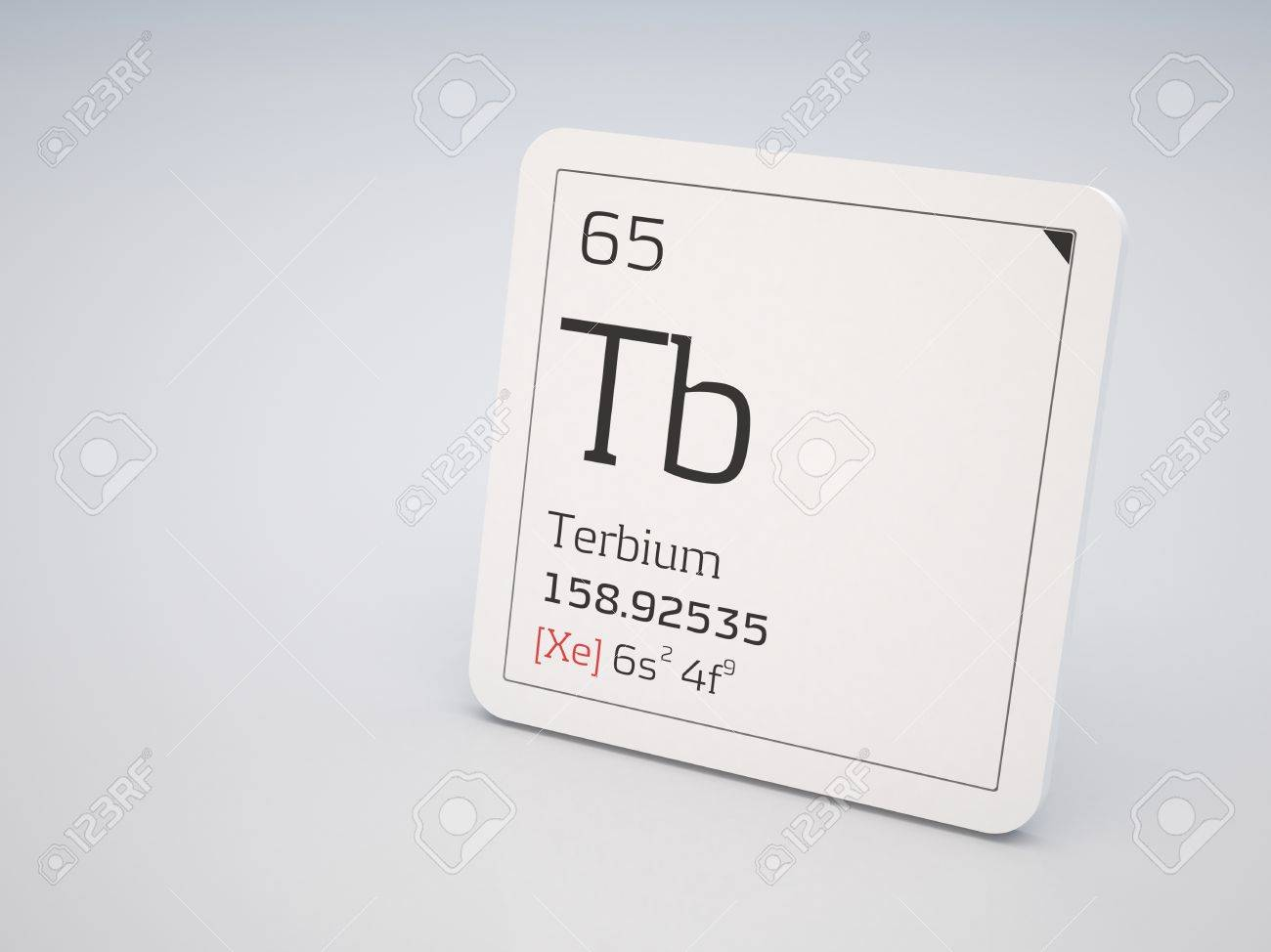 Periodic table tb choice image periodic table images periodic table tb images periodic table images terbium element of the periodic table stock photo picture gamestrikefo Image collections