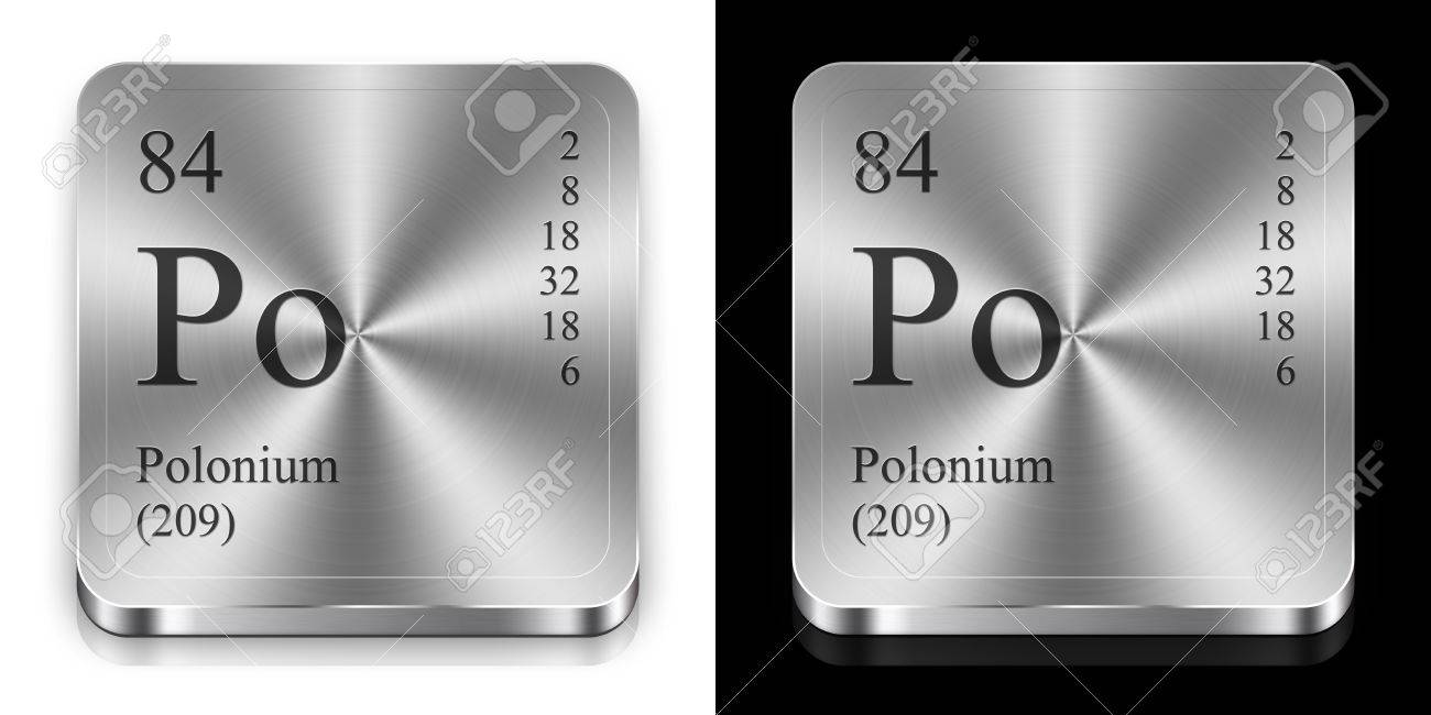 Periodic table polonium gallery periodic table images polonium element of the periodic table two steel web buttons polonium element of the periodic table gamestrikefo Choice Image