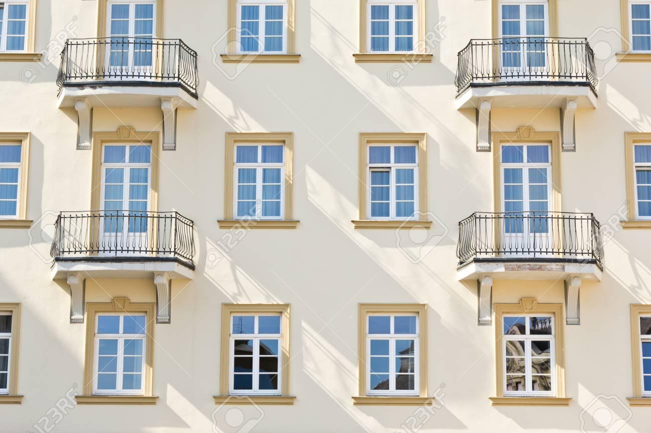 Hotel exterior Stock Photo - 13660122