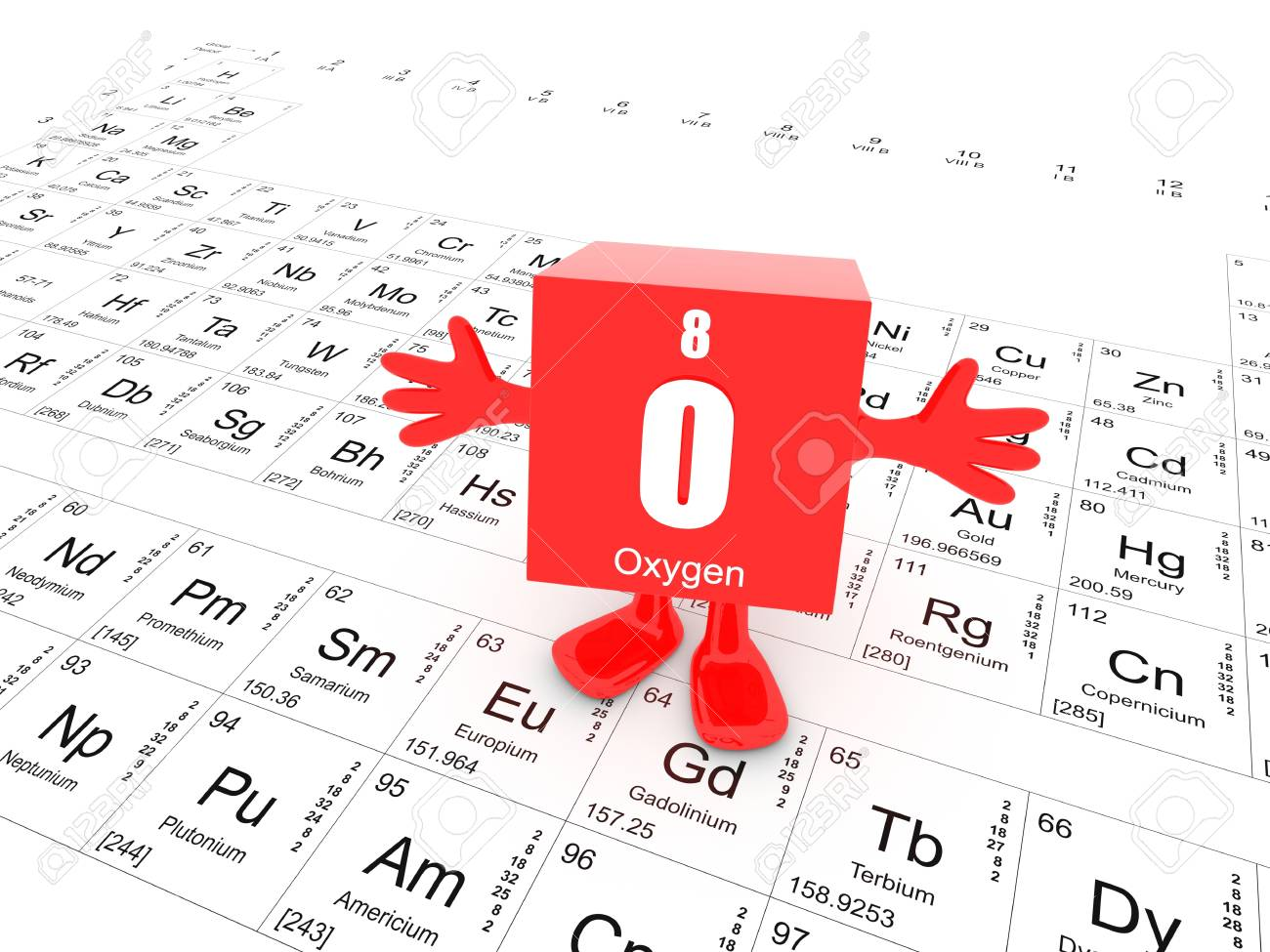 My name is oxygen and this is the periodic table stock photo my name is oxygen and this is the periodic table stock photo 14894238 urtaz Choice Image