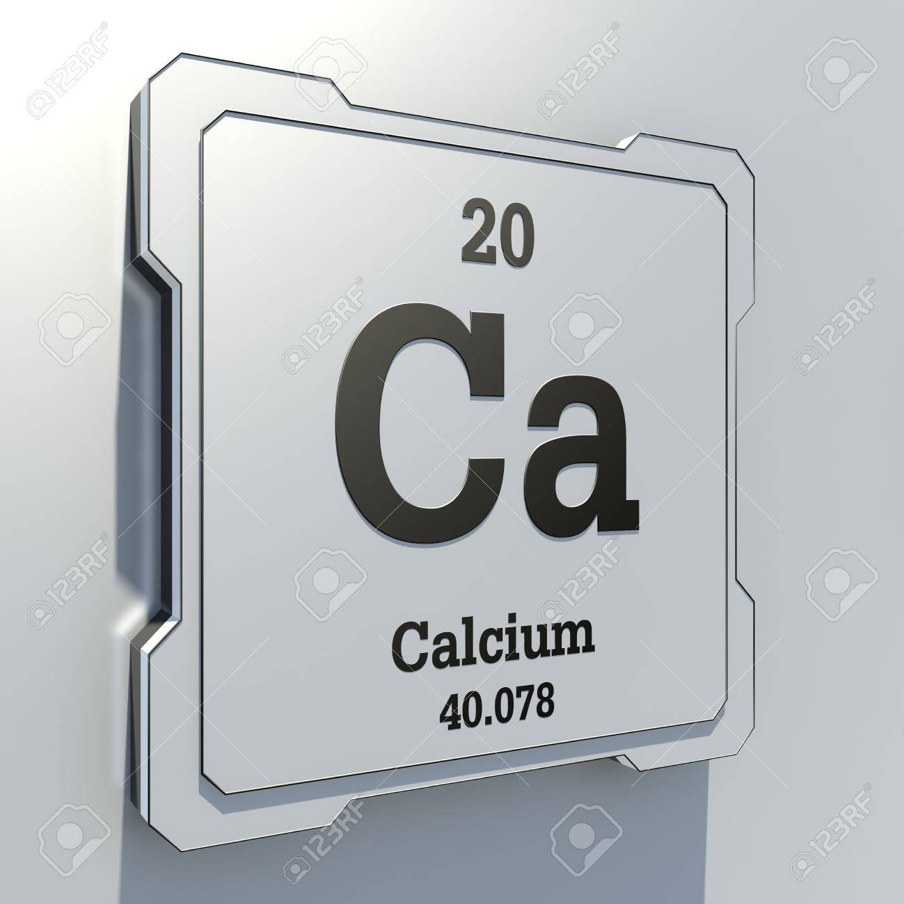 Calcium element from periodic table on white button stock photo calcium element from periodic table on white button stock photo 24006510 buycottarizona