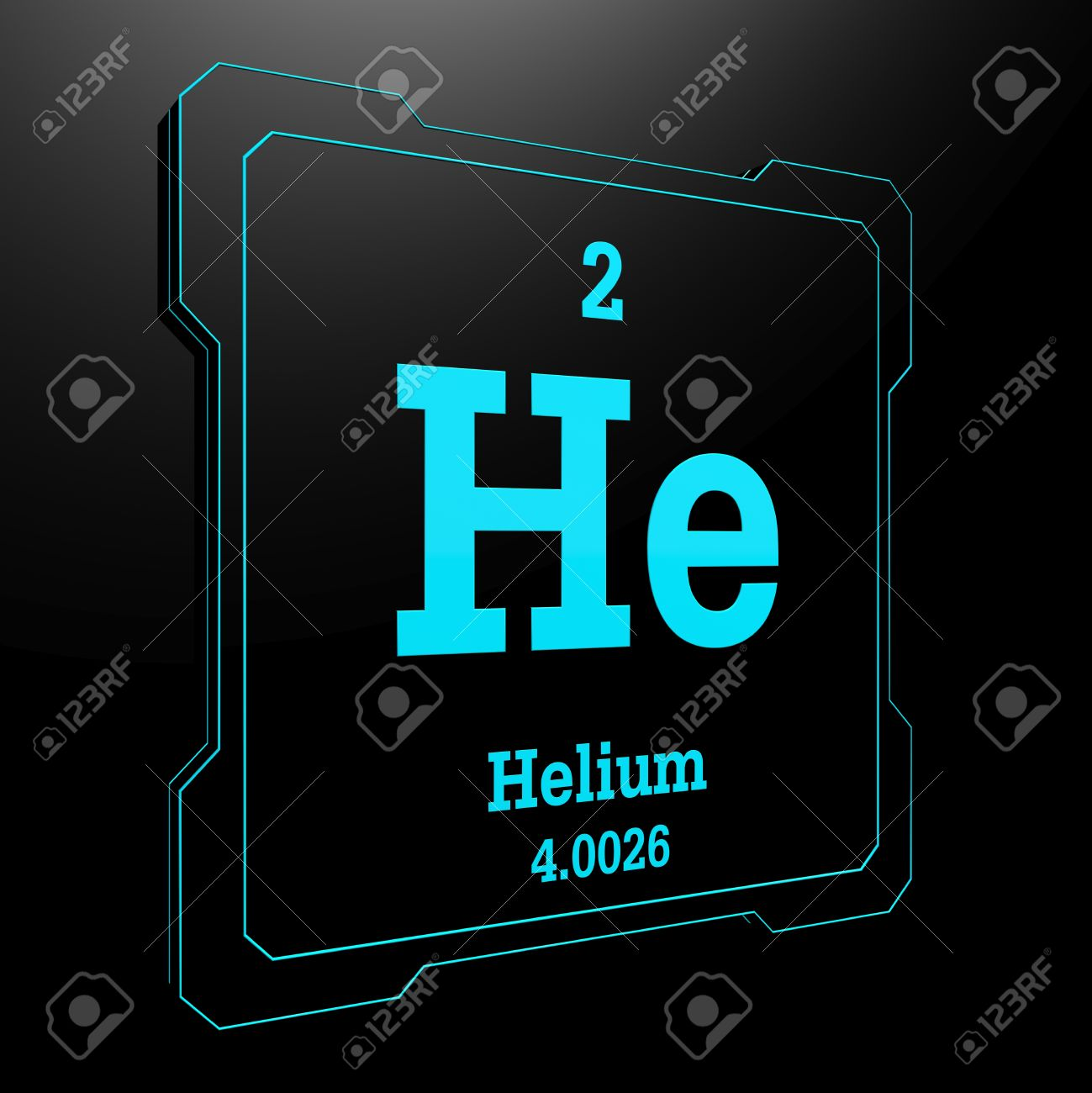 Helium element from periodic table on black button stock photo helium element from periodic table on black button stock photo 24627493 urtaz Images