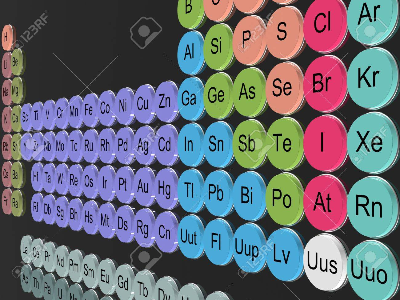 Periodic table of the elements mendeleev table on wall stock photo periodic table of the elements mendeleev table on wall stock photo 31035811 urtaz Image collections