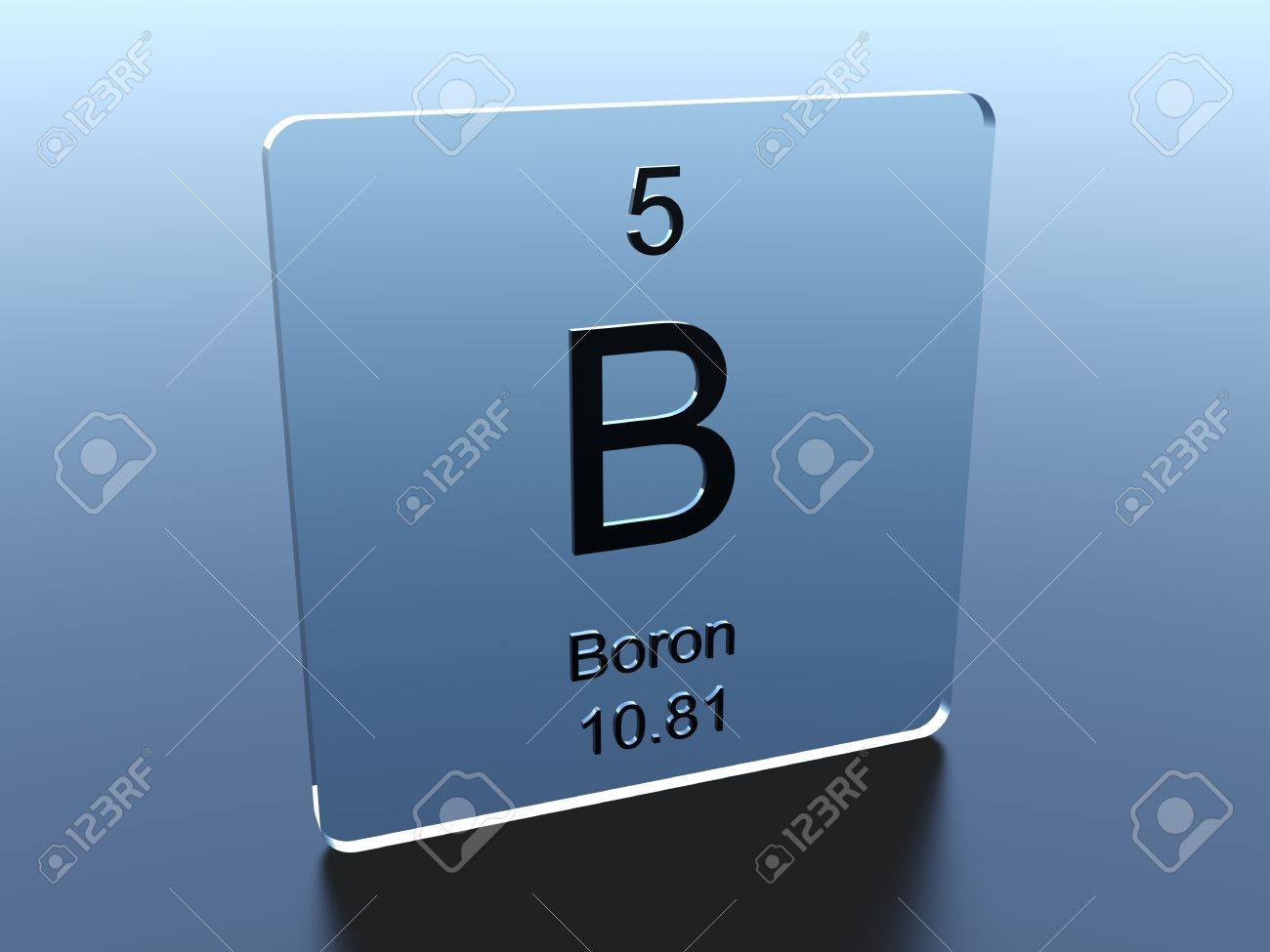 Boron symbol on a glass square stock photo picture and royalty boron symbol on a glass square stock photo 58215566 buycottarizona
