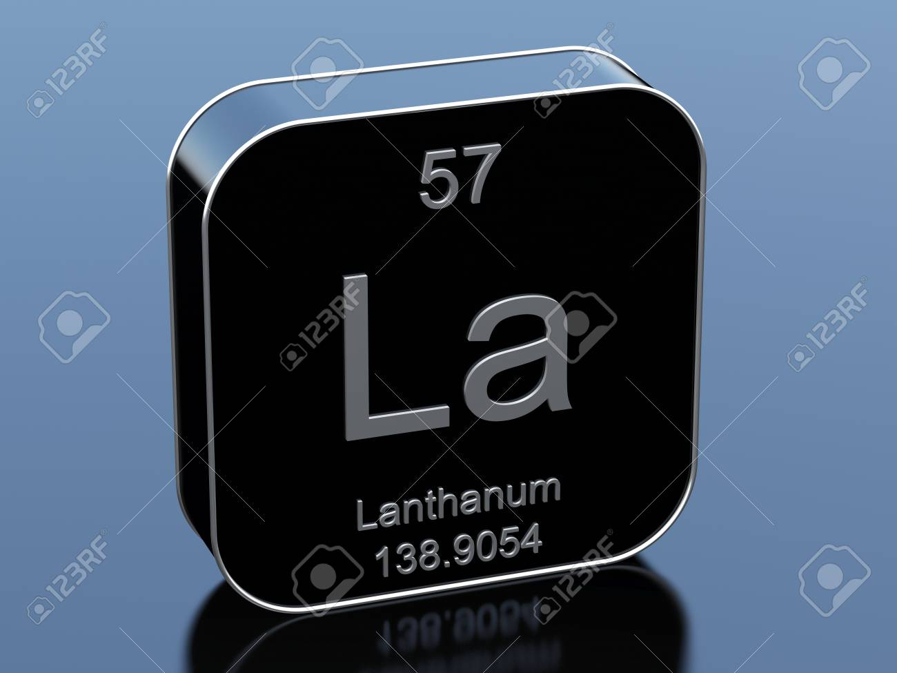 Lanthanum symbol from periodic table stock photo picture and lanthanum symbol from periodic table stock photo 76322233 gamestrikefo Gallery