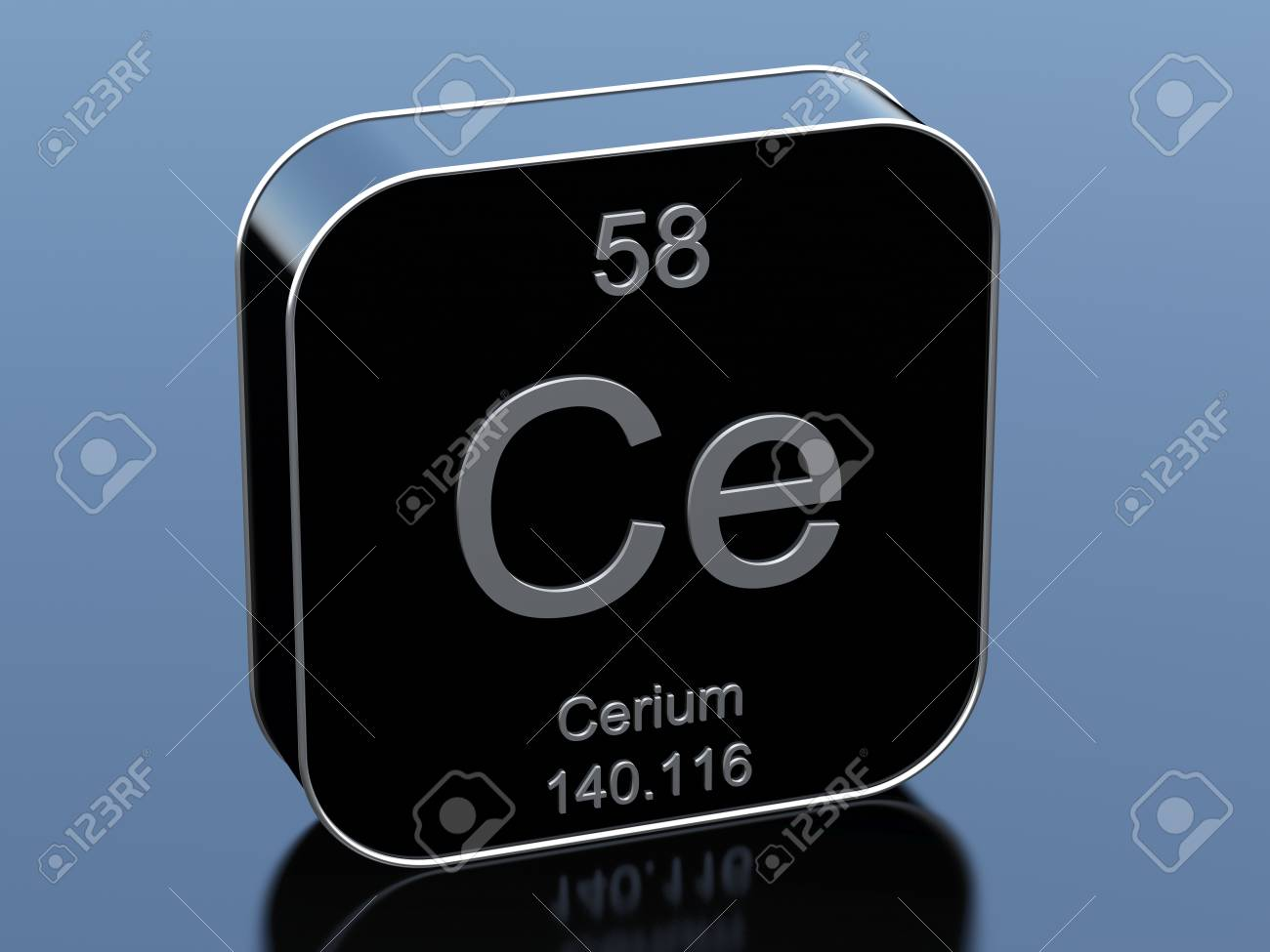 Cerium symbol from periodic table stock photo picture and royalty cerium symbol from periodic table stock photo 76322209 urtaz Images