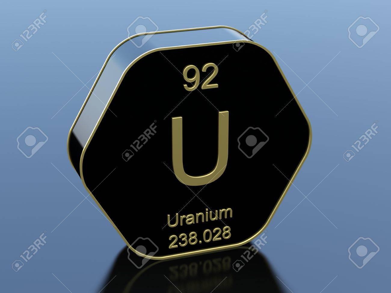 Uranium element symbol on hexagonal black icon stock photo picture uranium element symbol on hexagonal black icon stock photo 82240201 buycottarizona Images
