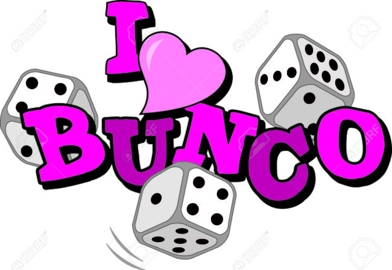 bunco starts with a roll of the dice what a fun visual for a rh 123rf com free bunco clipart images 3 Bunco Dice