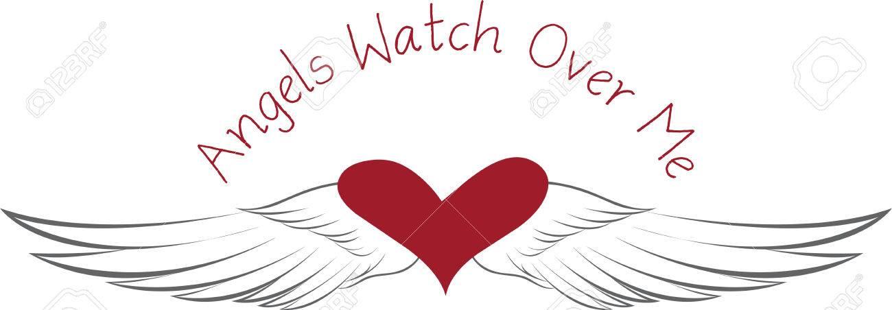Ein Engel Muss Eine Große Großen Herzen. Dieser Engel Herzen Ist Ein ...