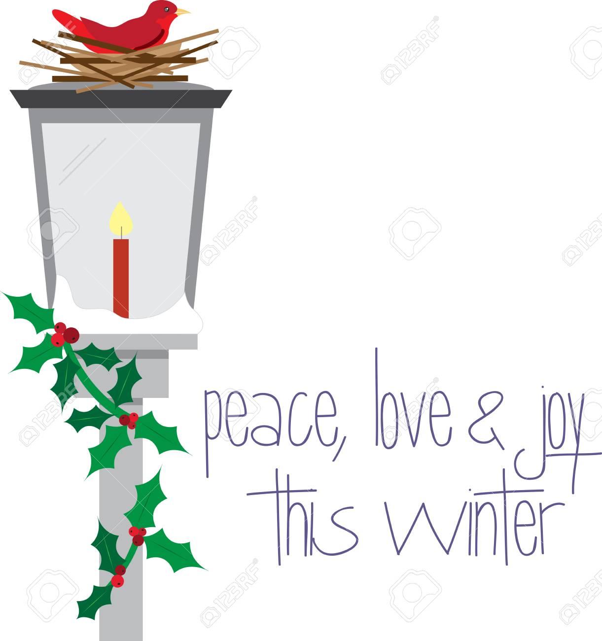 Weihnachten Ist.Stock Photo