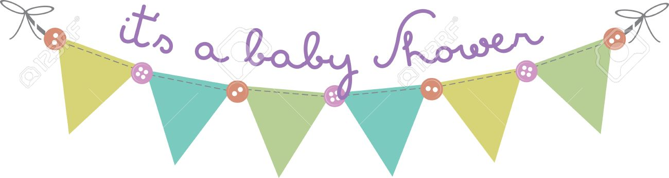 Baby Shower Banner Clipart Baby Viewer