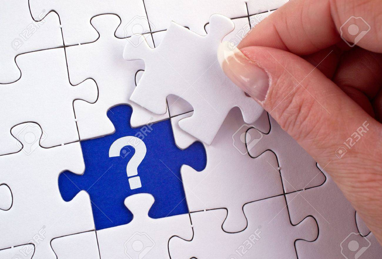 Question Stock Photo - 18101697