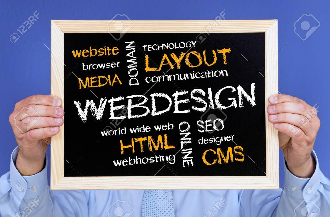 Webdesign Stock Photo - 18419355