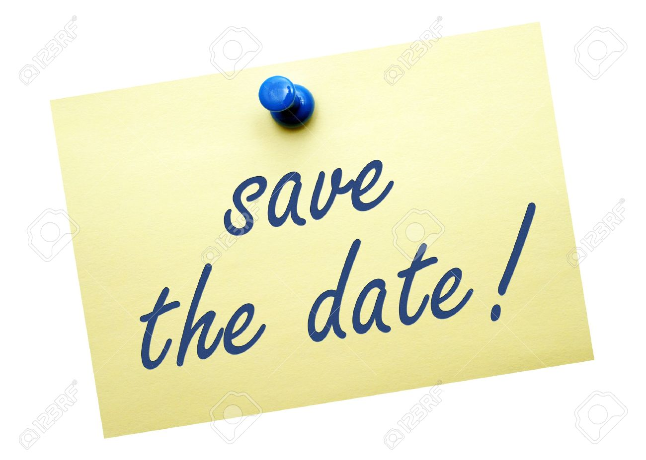 save the date stock photo 18539490