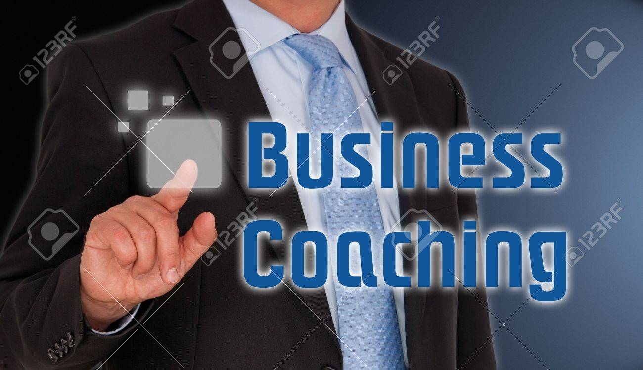 Business Coaching Stock Photo - 18875462