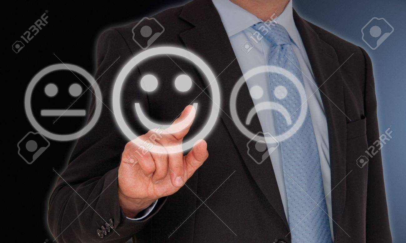 Positive Feedback Stock Photo - 18867056