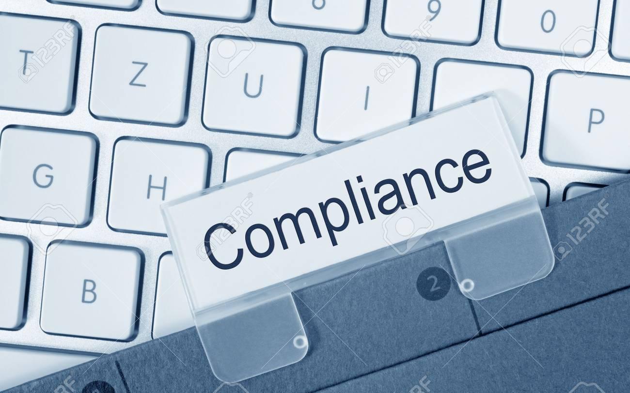 Compliance Standard-Bild - 19698532