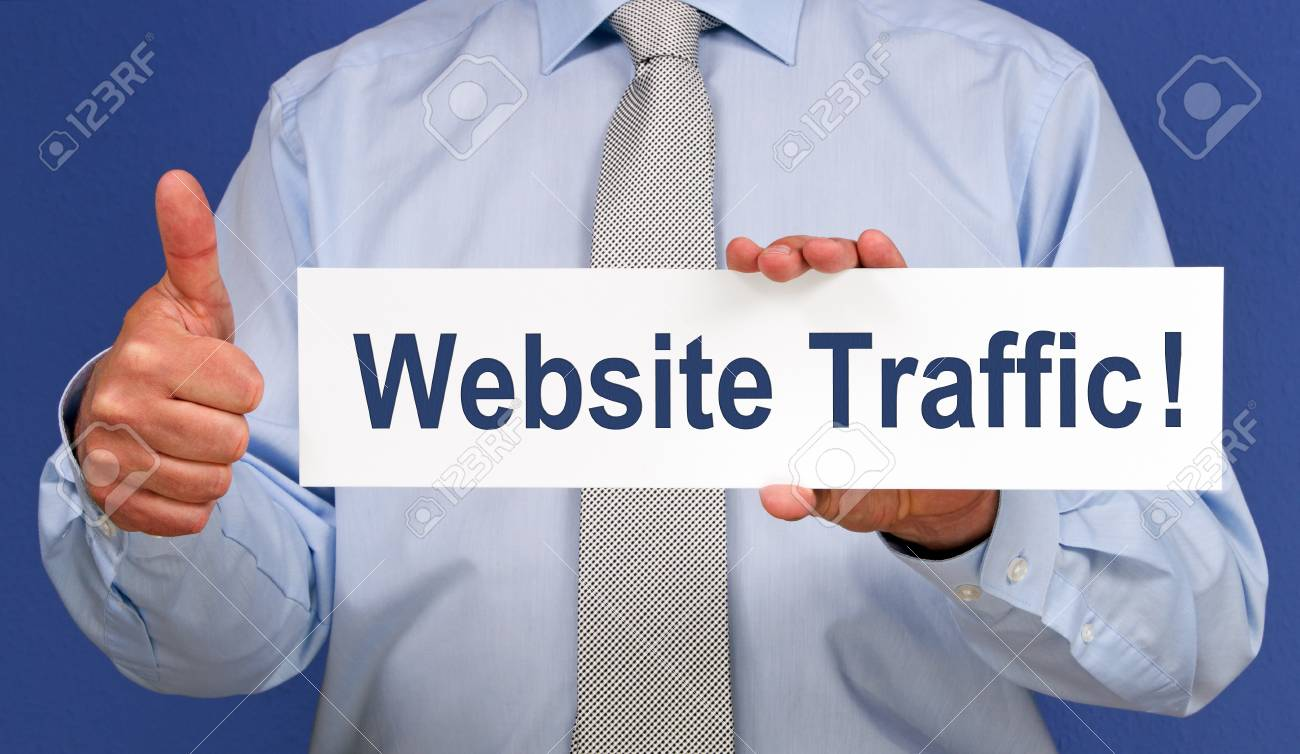 Website Traffic Stock Photo - 20364998