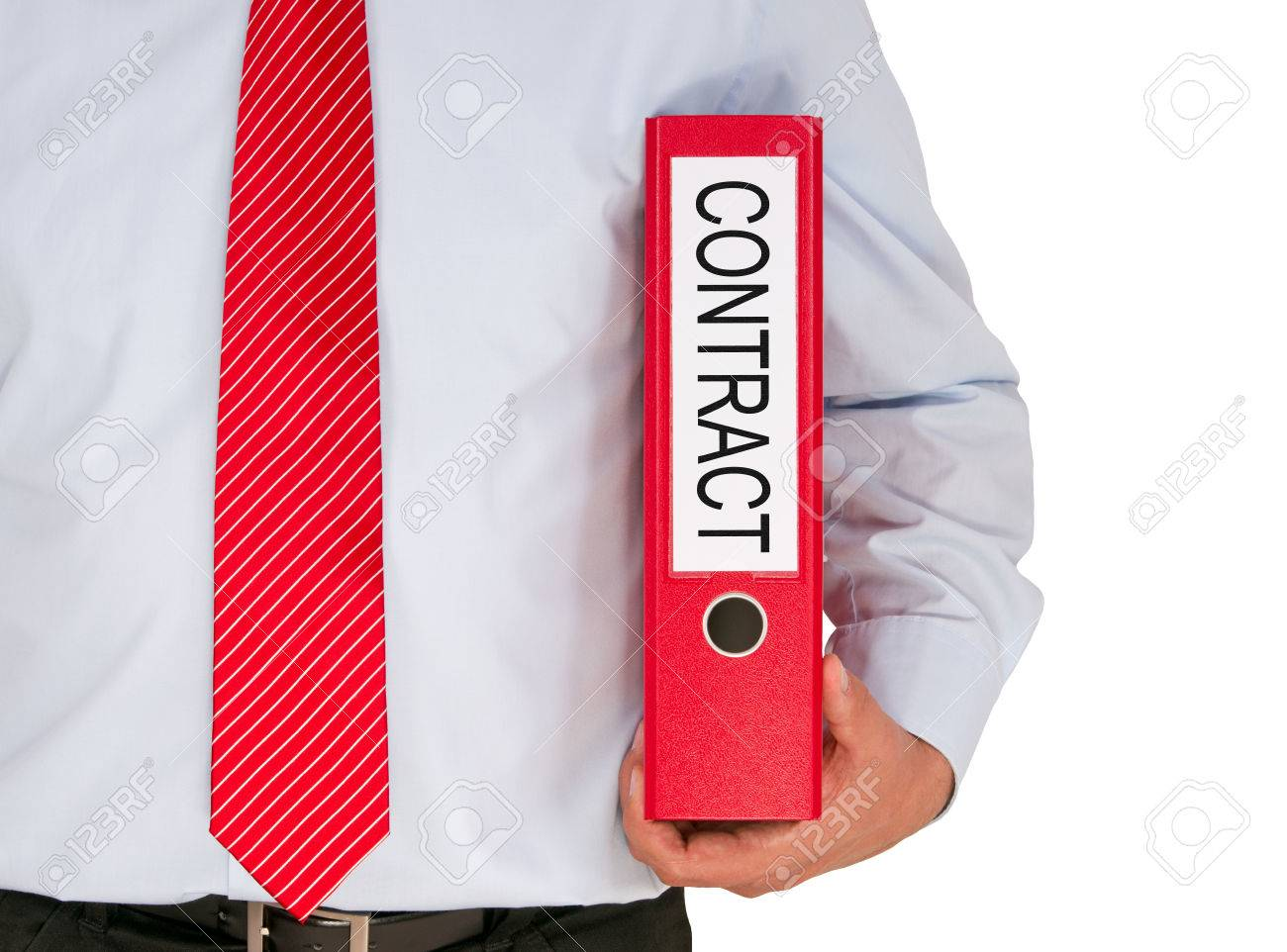 Contract Stock Photo - 22477301
