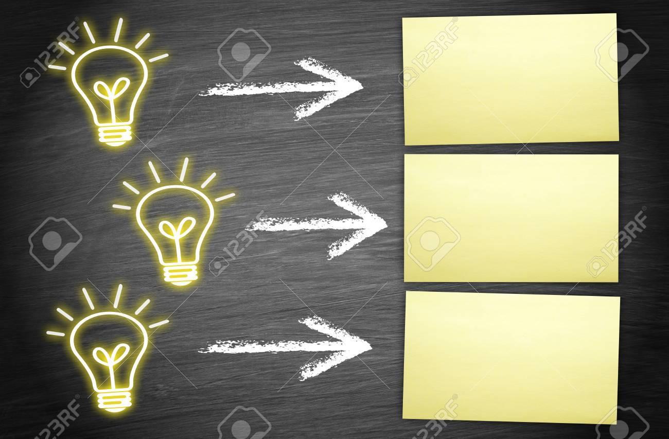 Creative Ideas Stock Photo - 22477387