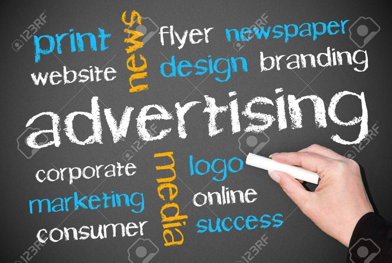 Advertising - Business Concept Stock Photo - 22645839