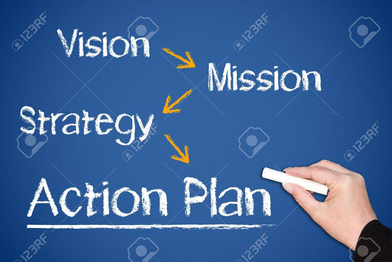 Action Plan Stock Photo - 22836428