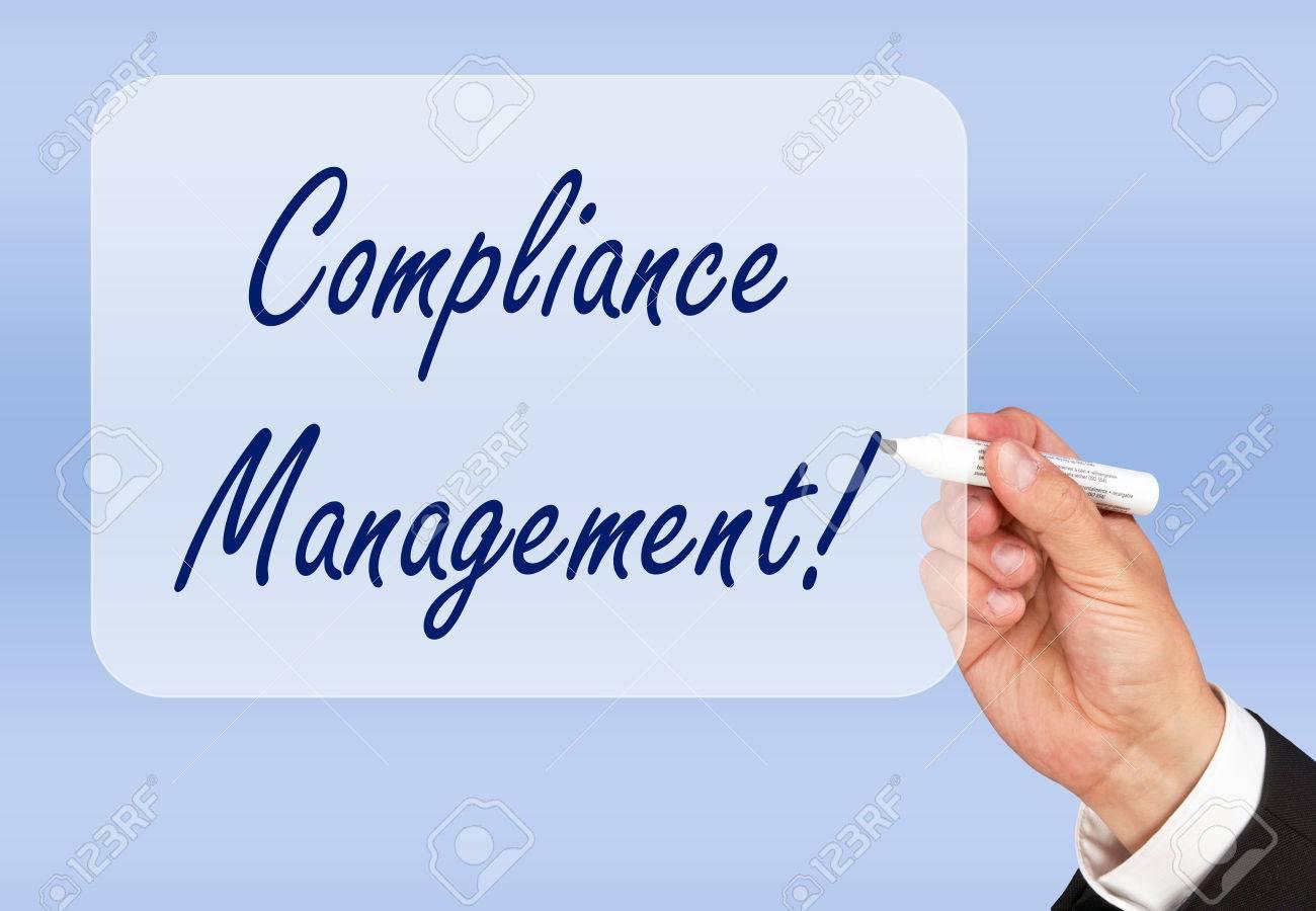 Compliance Management Stock Photo - 22836815