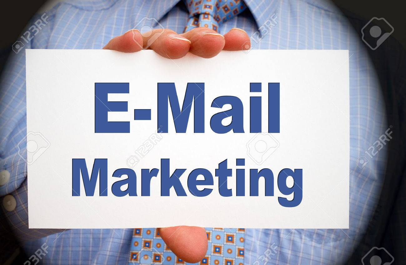 E-Mail Marketing Stock Photo - 22978290
