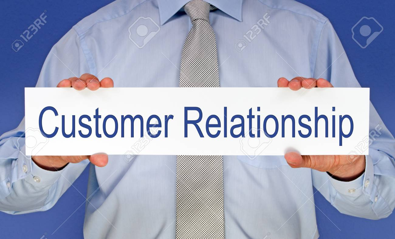 Customer Relationship Stock Photo - 23460980