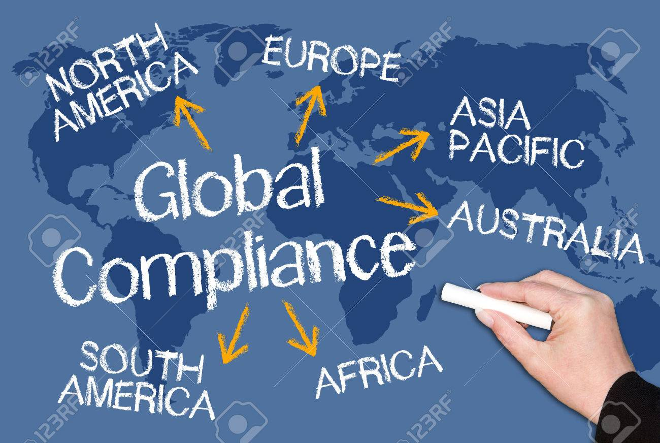 Global Compliance Stock Photo - 25317561