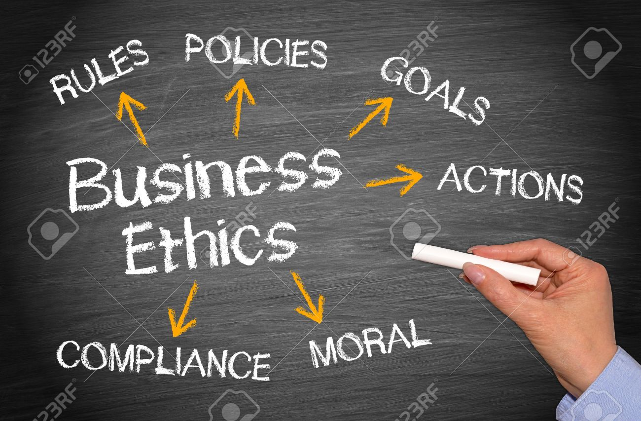 Business Ethics Stock Photo, Picture And Royalty Free Image. Image ...