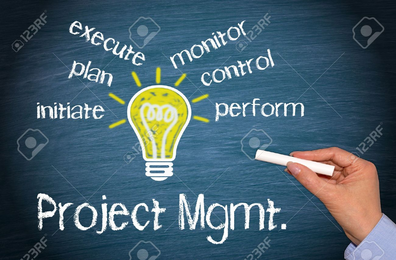 Project Management Photo Picture And Royalty Free Image – Project Management