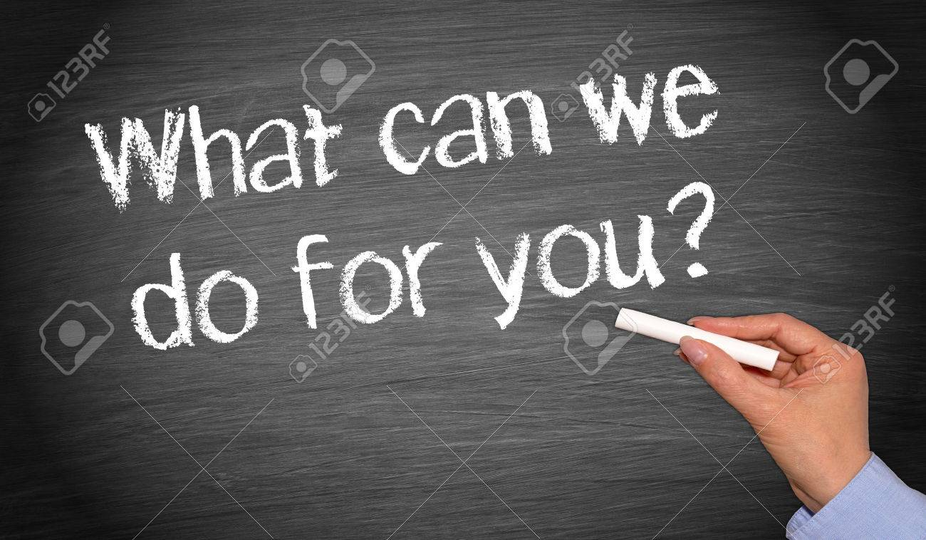 What can we do for you - 29824088