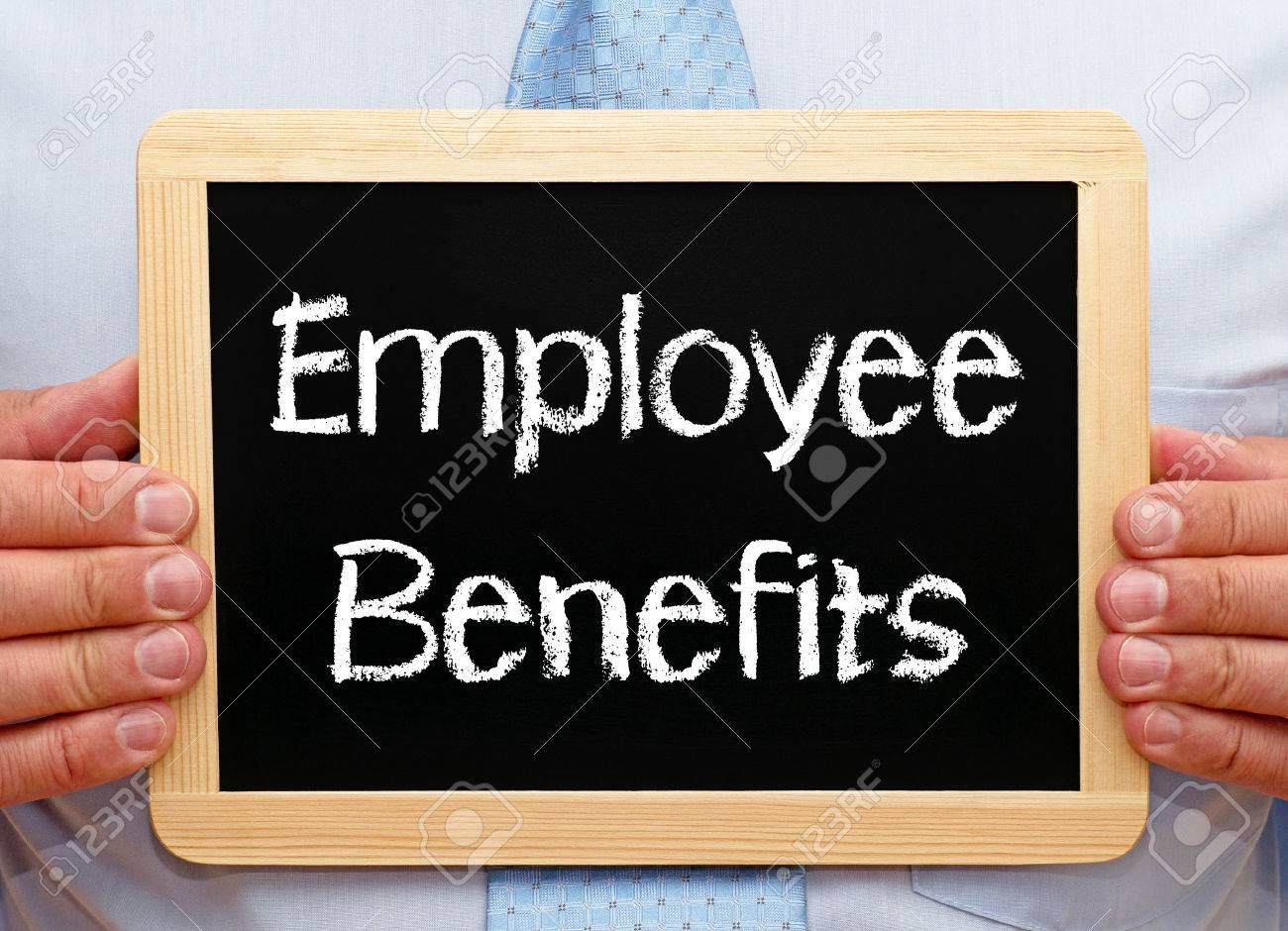 Employee Benefits Stock Photo - 35405836