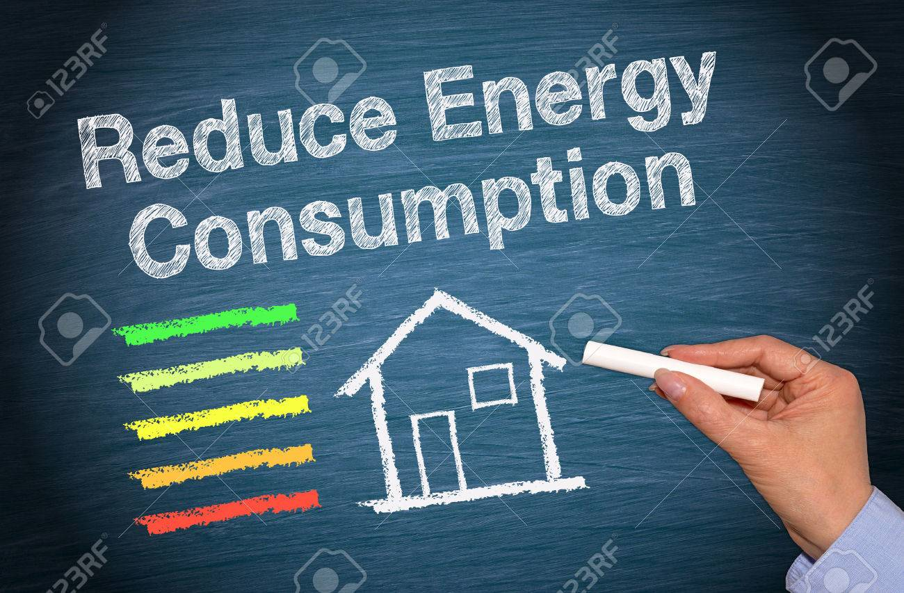 Reduce Energy Consumption Stock Photo - 35424343